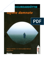Yrsa Sigurdardottir Suflete Damnate