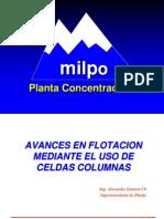Milpo-planta de Flotacion