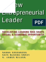 The New Entrepreneurial Leader EXCERPT