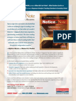 NoticeNote Flyer