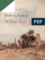 Article - Preservation & Presentation Of Self in Ancient Egyptian Portraiture - Assmann Jan