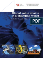 Global Value Chains in a ChanginGlobal Value Chains in a Changing Worldg World