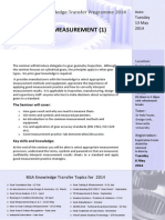 Gear Measurement Day1Flyer2014