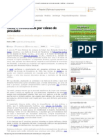 Casal é Condenado Por Crime de Peculato - Notícias - Jornal 22222Jurid