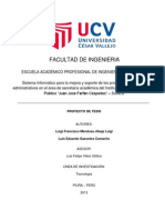 TRABAJO N°4 - Sistema Informático Para la Mejora de Procesos Académicos Administrativos