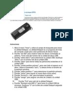 Cómo Hacer Un USB de Arranque NTFS