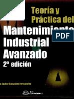 Teoria y Practica Del Mantenimiento Industrial Avanzado 2a Ed