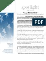 CO2 Regulation