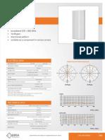 Antenna Electrical, Polaradiasi Horizontal & Vertical