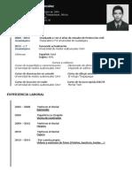 Curriculum Ezequiel PDF
