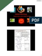 !!!!Class12 Global Warming - Temp PH and Algal Growth II - USED
