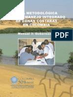 Guía Metodológica Para El Manejo de Zonas Costeras en Colombia