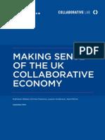 Making Sense of the UK Collaborative Economy NESTA