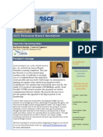 2014 May - ASCE Richmond Newsletter
