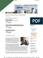 2013 July - ASCE Richmond Newsletter
