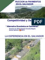 Presentacion Rafael Gonzalez