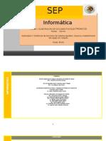 Mod 1 Subm 2 Diferenciar Las Funciones Del Sistema Operativo Insumos y Mantenimiento Del Equipo de Computo1