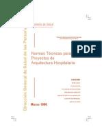 Normas Proyectos Hospitalarios[1]