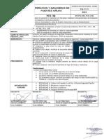 PETS 555 Operación y Maniobras de Puentes Grúa