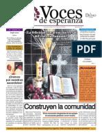 Voces de Esperanza 07 de septiembre de 2014
