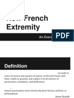 New French Extremity