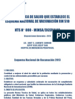 1.Nuevo Esquema de Vacunación - DG.definIciones Operativas 2013