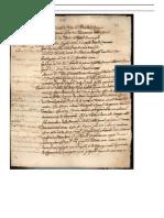 Galilei, Galileo - Copia Della Sentenza Contro Galileo Letta Il 12 Luglio 1633