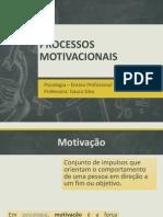 Processo de Motivação