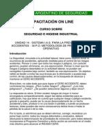 Unidad 14 - Sistema Ias Para La Prev. de Accid