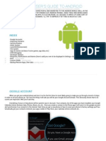 New Users Guide to Android