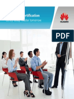 Huawei Training & Certification