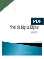 Nivel de Lógica Digital