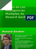 Teoria de Las Inteligencias Multiples