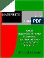 Manifiesto Eco Socialista