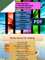 BBM PPT Bahasa Melayu Tahun 4