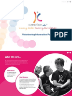 Emotion21 Volunteer Info Pack