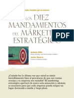 Los Diez Mandamientos Del Marketing Estrategico