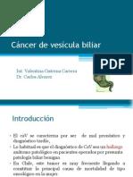 Cancer Vesicula y Pancreas