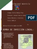 BOMBA DE INYECCIÓN