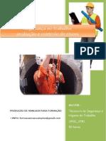 Ufcd_ 3781 Segurança No Trabalho – Avaliação e Controlo de Riscos