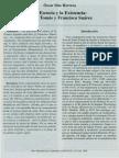 La Esencia y La Existencia- Aquino & Suárez
