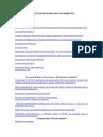 Documentos Basicos Para Educação Ambiental