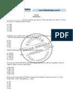10qts Matemática - PM-SP - 29.06.12