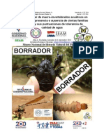 007a Macroinvertebrados Agua Paraguay.