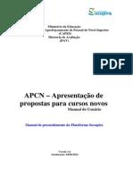 Manual Apcn