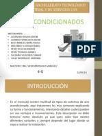 Proyecto Aires Acondicionados de SUPINES