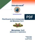 1074 Mesociclo2 Microciclos5a8 13sesiones