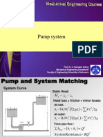 Fluid System 06-Pump System