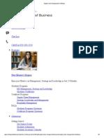 Supply Chain Management I Syllabus
