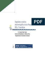 Diagnóstico Evolutivo Electromiográfico de Las Plexopatías PBO y Traumáticas